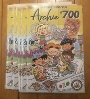 Archie #700 Comic Books For Kids CB4K C2E2 EXCLUSIVE VARIANT Art Baltazar Cover