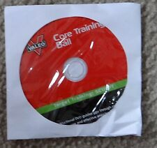 Valeo instructional core training ball Dvd
