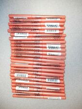 Lot Of 24 Nyx Retractable Lip Liners Mpl07 Citrus 0.01oz Each