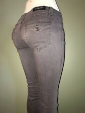 NWT~Rose Royce Bootcut Jeans(Brianna/Slate color)Rubberband Stretch~SZ~27 (5/6)