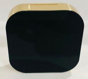 Mr. Steam Aromasteam Steam Head Only Black / Polished Brass
