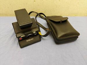 Polaroid SX-70 Land Camera Model 2 Sofortbildkameras mit Ledertasche