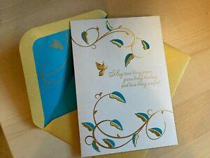 PAPYRUS Exquisite Sympathy  Card-