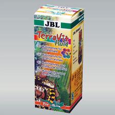 JBL terravit Fluide 50 ml vitamines et oligo-éléments pour terrarium Animaux