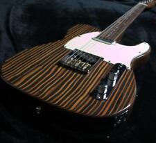 Classic TL Electric Guitar Good Wood Grain Alnico Pickups Korea Parts Nature