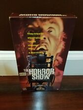 The Horror Show (1989) BETA / Betamax