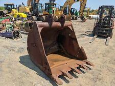 48 Lemac Excavator Bucket 80 Mm Pins Fits Cat Case Deere Hitachi Komatsu