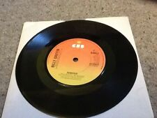 """Billy Griffin Serious Vinyl 7"""" record CBS Hit me with the beat"""