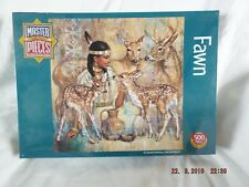 The Fawn - 500 Piece Puzzle - Karl Bang