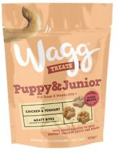 WAGG Puppy Treats 120g Tasty Treats For Your Puppy Dog Oven Baked