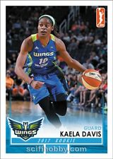 kaela davis, 2017 wnba rookie card,south carolina,buford,suwanee ga, in stock