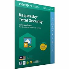 Kaspersky total Security 3 User FFP