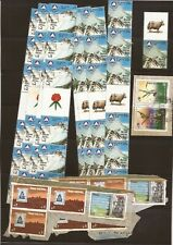 NEPAL-Many Napalese stamps-nearly all MNH ( value?)