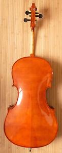 Violoncelle  4/4  moderne à restaurer cello