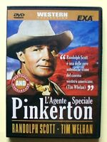 L'AGENTE SPECIALE PINKERTON [dvd, Exa]