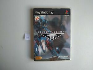 Zone of the Enders en Boite sur Playstation 2 PS2 !!!!
