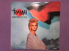 "Toyah - Don't Fall In Love (7"" single) picture sleeve A 6160"
