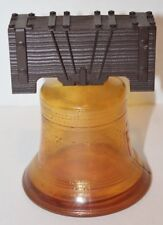 AVON Collectible Aftershave Bottle - LIBERTY BELL - Empty - EUC