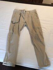 Pantalone Uomo Dsquared2 Colore Beige Taglia 50 Nuovo a1881a330646