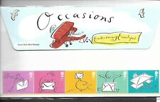 1 x Great Britain 2004 stamp pack (Occations)