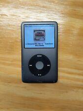 Apple iPod Classic 7th Generation MP3 Player Black (120 GB)