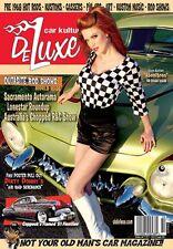 "CAR KULTURE DELUXE MAGAZINE - # 48 ""NEW!"" (October 2011)"