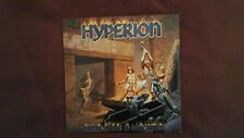 HYPERION - WHERE STONE IS UNSCARRED. PROMO CD CARDSLEEVE