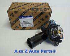2011-2017 Jeep Grand Cherokee, Wrangler, Durango 3.6 V6 Thermostat Housing, Oem