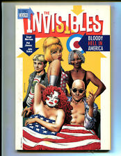 THE INVISIBLES: BLOODY HELL IN AMERICA! TPB (8.0) 2nd PRINT 1998