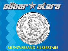 1 OZ SILBER MONGOLEI - ZIEGE - 2003 - RAR