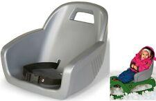 Kindersitz rolly toys Cruiser Seat mit Sicherh.gurt  f. Rodelschlitten 953200719