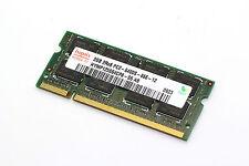Hynix 2 GB 2Rx8 PC2-6400S-666 DDR2 800MHz SO-DIMM HYMP125S64CP8-S6 AB Memory