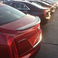 2013-2015 2016 Cadillac ATS Sedan Custom Style REAR SPOILER JSP®368074 Primed