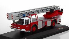 IXO - MAGIRUS DLK 2312 FIRE ENGINE GERMAN FIRE BRIGADE 1:43 SCALE