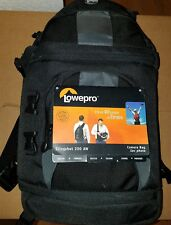 Lowepro SlingShot 200 AW Multi-Compartment Camera Bag Backpack for Canon Nikon