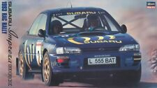 Hasegawa 1:24 Subaru Impreza WRC 1993 RAC Plastic Model Kit 20297 HSG20297