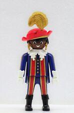 LAKAI A PLAYMOBIL EXCLUSIV zu Afrika Edelmann König De zwarte Piet Weihnachten
