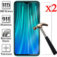 2X Tempered Glass Screen Protector For Xiaomi Redmi 7A 7 6 6A 5 Note 5 6 7 8 Pro