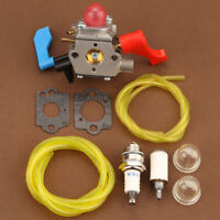 Carburetor Fuel Line For Poulan BVM210 BV1650 BV1650LE Pro Leaf Blower 25cc Gas