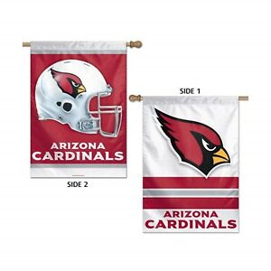 Arizona Cardinals WC Premium 2-sided 28x40 Banner Outdoor House Flag Football