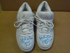 Jamie Dixon, Ex-Pitt Basket Coach, Signed Coaches Against Cancer Game Worn Shoes