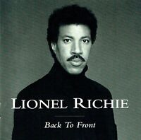 (CD) Lionel Richie - Back To Front - All Night Long, Hello, Do It To Me,Truly