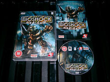 BIOSHOCK APPLE MAC/DVD V.G.C. FAST POST COMPLETE ( action/adventure & FPS game )