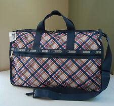 LeSportsac 7185 Large Weekender Duffle Travel Bag Montauk