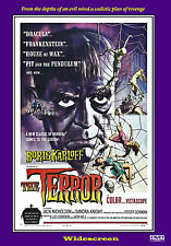 The Terror starring Boris Karloff and Jack Nicholson Directed by Roger Corman