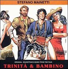 Stefano Mainetti: Trinita & Bambino (New/Sealed CD)