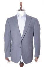 Men's CORNELIANI Grey Cashmere Wool Blazer Jacket Size 54 R