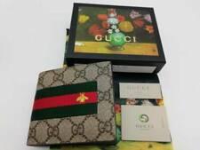 Authentic Gucci Men's Leather Wallet  2b