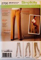 U PICK! Misses PANTS, JEANS Sew Pattern ~ Vtg 70's to Modern Sizes 4 -24W  UC