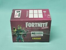 Panini Fortnite Reloaded Serie 2 Trading Card 1 x Blaster Box / 5 Booster + 2 Ex